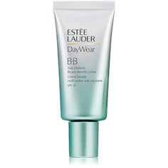Estee Lauder DayWear BB moisturizer. Love this! It's SPF 35 but doesn't make me look shiny/greasy.