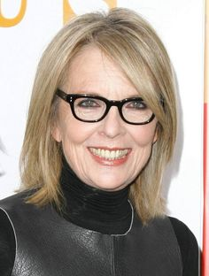 Gallery Of Very Good Diane Keaton Hair Pictures for Your Haircut Style. Mature Women Hairstyles, Trendy Hairstyles, Bob Hairstyles, Medium Hairstyles, Braided Hairstyles, Wedding Hairstyles, Diane Keaton Hairstyles, Grey Hair Styles For Women, Hairstyle Look