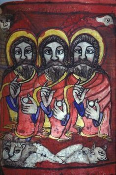etiopian art saint Andrew - Szukaj w Google