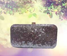 Sequins dream clutch for every women