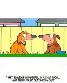 Dog online dating