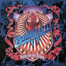 Dokken - BACK FOR THE ATTACK (1987)