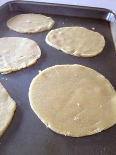 gluten free clean tortillas