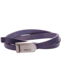 FENDI wraparound bracelet