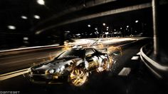 Need For Speed - Maxxx Dynatech #NFS