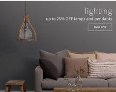 Lighting Sale Online Discount 25%.