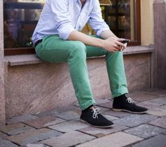 Shirt, Trousers, Shoes