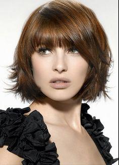 Trendy Short Hair Styles for Women 2012