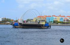 Queen Emma Bridge Curacao #CPP_Travel_Adventures