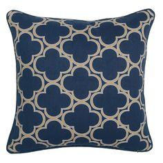 Found it at Wayfair - Rachel Cotton Throw Pillow