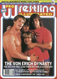The Von Erich Family!