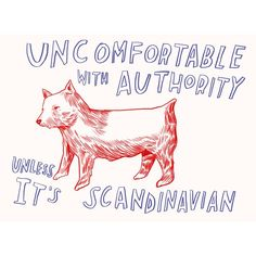 Dave Eggers, Uncomfortable With Authority Unless Its Scandinavian