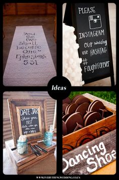 Wording ideas for your wedding