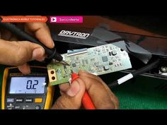 Electronic Circuit Projects, Tv, Youtube, Personalized Items, Mirror, Electronics Gadgets, Tutorials, Fails, Screens
