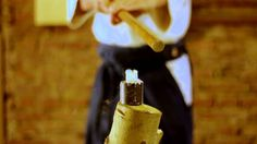 """""""Von der Erde, über die Beine, in die Hüfte, über die Brust, in die Arme,  in die Waffe, in das Ziel.""""  hat mir Soke Nakamura einmal bei einem gemeinsamen Abendessen gesagt. Es hat lange gedauert bis ich es durchdrungen hatte.  Die Kunst des KI ist die Essenz der Takeda Ryu."""