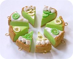 lime pie by BadgersBakery.deviantart.com on @DeviantArt