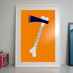 Tomahawk Poster by JerzySkakunHomework on Etsy, €50.00