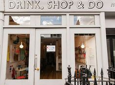 Get creative at Drink, Shop & Do. | 17 Rainy Day Outings To Take In London