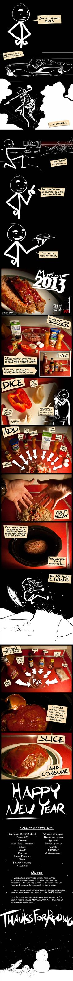 The Meatloaf of the Future... Until Tomorrow - Imgur