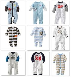 Carters baby romper jumping beans baby boys pajamas rompers one-piece romper Cotton € Baby Boy Pajamas, Carters Baby, Kids Boys, Baby Girls, Pajama Romper, Jumping Beans, Baby Girl Romper, Baby Wearing, Bathing Suits