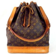 Louis Vuitton Large Noe Shoulder Bag $471 https://www.tradesy.com/bags/louis-vuitton-large-noe-noe-shoulder-bag-brown-860168