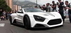 ZENVO ST1 SOUNDS OFF TUNNEL ACCELERATIONS IN MONACO