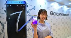 Samsung recalls Note 7 flagship over explosive batteries
