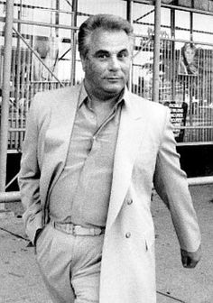 Last of the Old School Gangsters John Gotti c. 1985 http://ift.tt/2vuN8uf