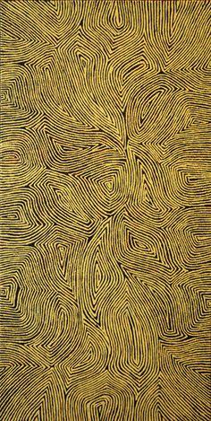 Richard Yukenbarri TJAKAMARRA_Untitled_Australian Aboriginal art
