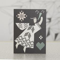 Scandinavian style Angel Christmas card pack – DOWSE