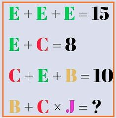 Can you solve the tricky letter puzzle? Brain Teaser Puzzles, Picture Puzzles, Maths Puzzles, Mind Games, Brain Teasers, Riddles, Worksheets, Company Logo, Lettering