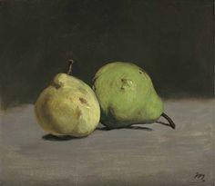 Édouard Manet - Deux poires…
