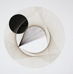 Sophie Bueno–Boutellier. Things that Quicken the Heart: Circles - Mandalas - Radial Symmetry X