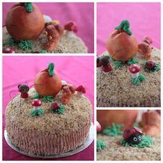 Bugs cake