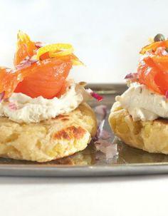 Perunaleipäset ja lohi-juustotäyte | Kodin juhlat | Pirkka