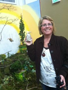@GardenYardArt shares Authentic Haven Brand North West Flower Garden Show 2012