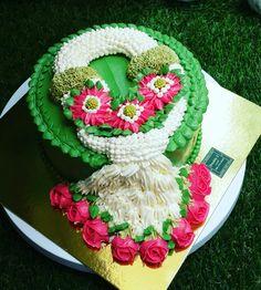 Buttercreamflowercake