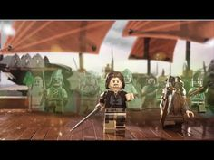"""LEGO Return of the King: """"Even Orcs Know"""" - HISHE collaboration"""