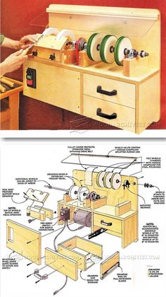 WoodArchivist is a Woodworking resource site which focuses on Woodworking Projects, Plans, Tips, Jigs, Tools Woodworking Workshop, Woodworking Jigs, Woodworking Furniture, Woodworking Projects, Woodworking Magazine, Woodworking Finishes, Woodworking Quotes, Woodworking Machinery, Wood Jig