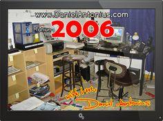 Ruang Kerja Pribadi Daniel Antonius Tahun 2006