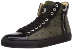 Michalsky Urban Nomad III High x MCM Camouflage Damen Hohe Sneakers