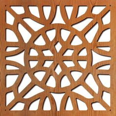 Laser cut patterns for custom laser-cut panels. These patterns can be customized for wall partitions, wall art, backlit screens, room dividers, and other products. Beginner Woodworking Projects, Woodworking Patterns, Woodworking Plans, Cnc Laser, Laser Cutting Service, Cnc Cutting Design, Laser Cut Patterns, Geometric Patterns, Laser Cut Panels