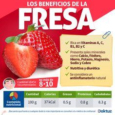 Beneficios de la fresa. https://doktuz.com/wikidoks/prevencion