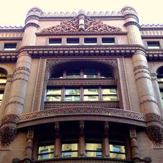 Chicago Rookery building.