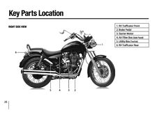 KTM 350 EXC 2013 Owner's Manual has been published on