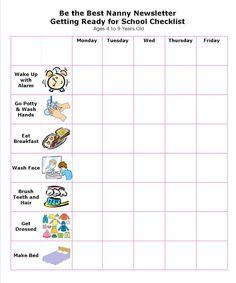 prepare college checklists adult student
