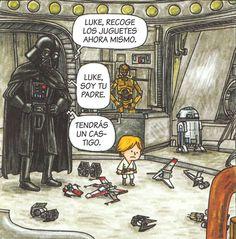 Darth Vader e Hijos: un recomendable paseo por el lado cómic de la Fuerza