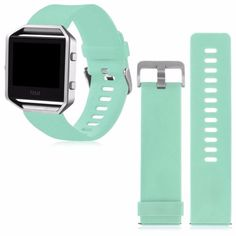 Replacement-Wrist-Band-Strap-W-Metal-Buckle-For-Fitbit-Blaze-Bracelet-Wristband