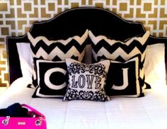 Bed Pillows <3 this