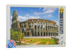 Puzzle Le Colisée - Rome - Puzzles monuments